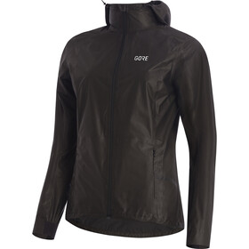 GORE WEAR R7 Gore-Tex Shakedry Hooded Jacket Damen black